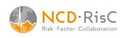 NCD-RisC Footer Logo